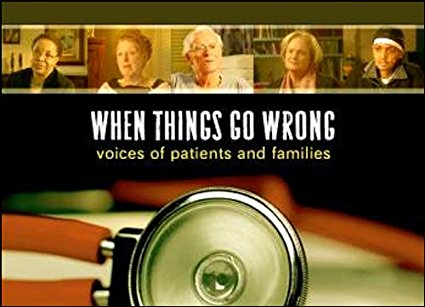 This is a frank and moving film which reflects the views and feelings of patients and families who have experienced the impact of medical error. The perspectives of the patients and families offer insights that could improve the healthcare system and provider/patient communication.