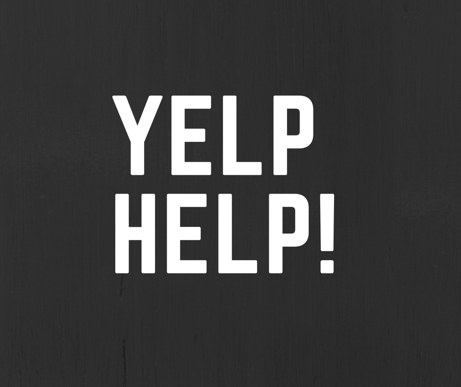 - Want more information on how to better manage and use Yelp and other online review platforms? Click here to get instant access to my free cheatsheet, Yelp Help!