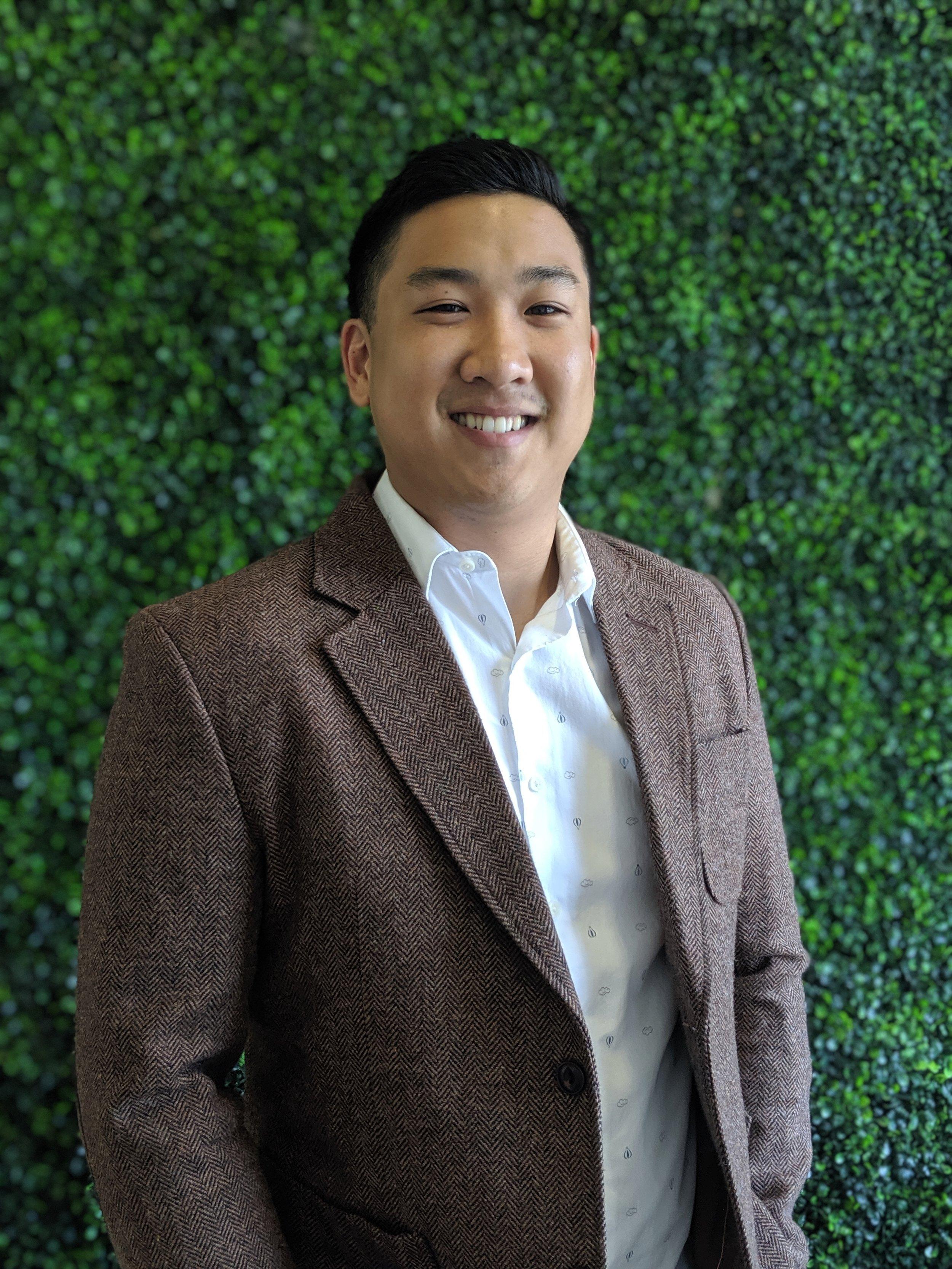 Patrick Leung, SMB Account Executive