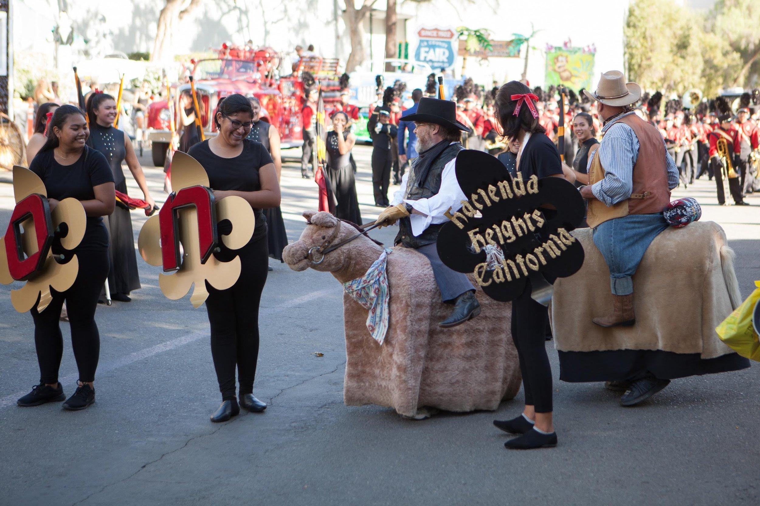 20180912 LA County Fair Parade -