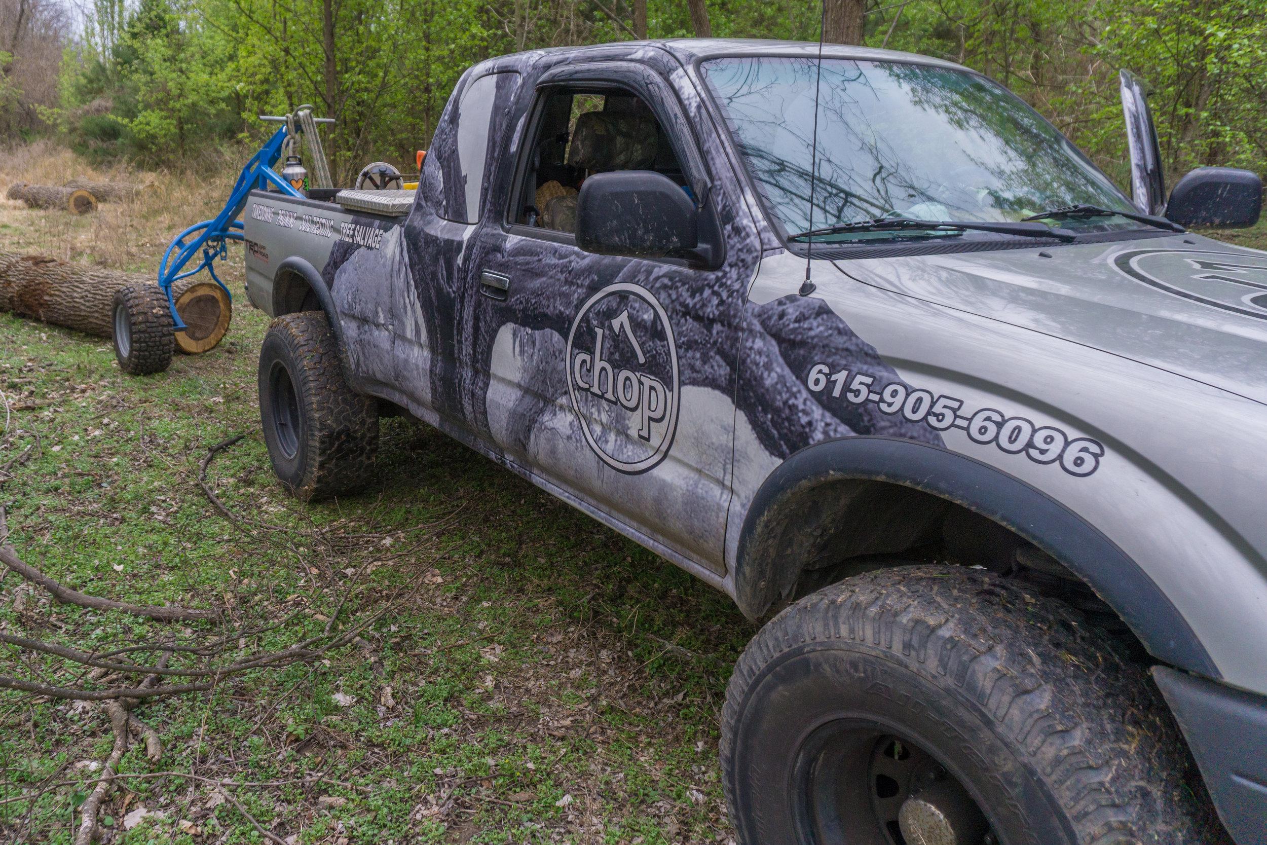 Chop Nashville Tree Service