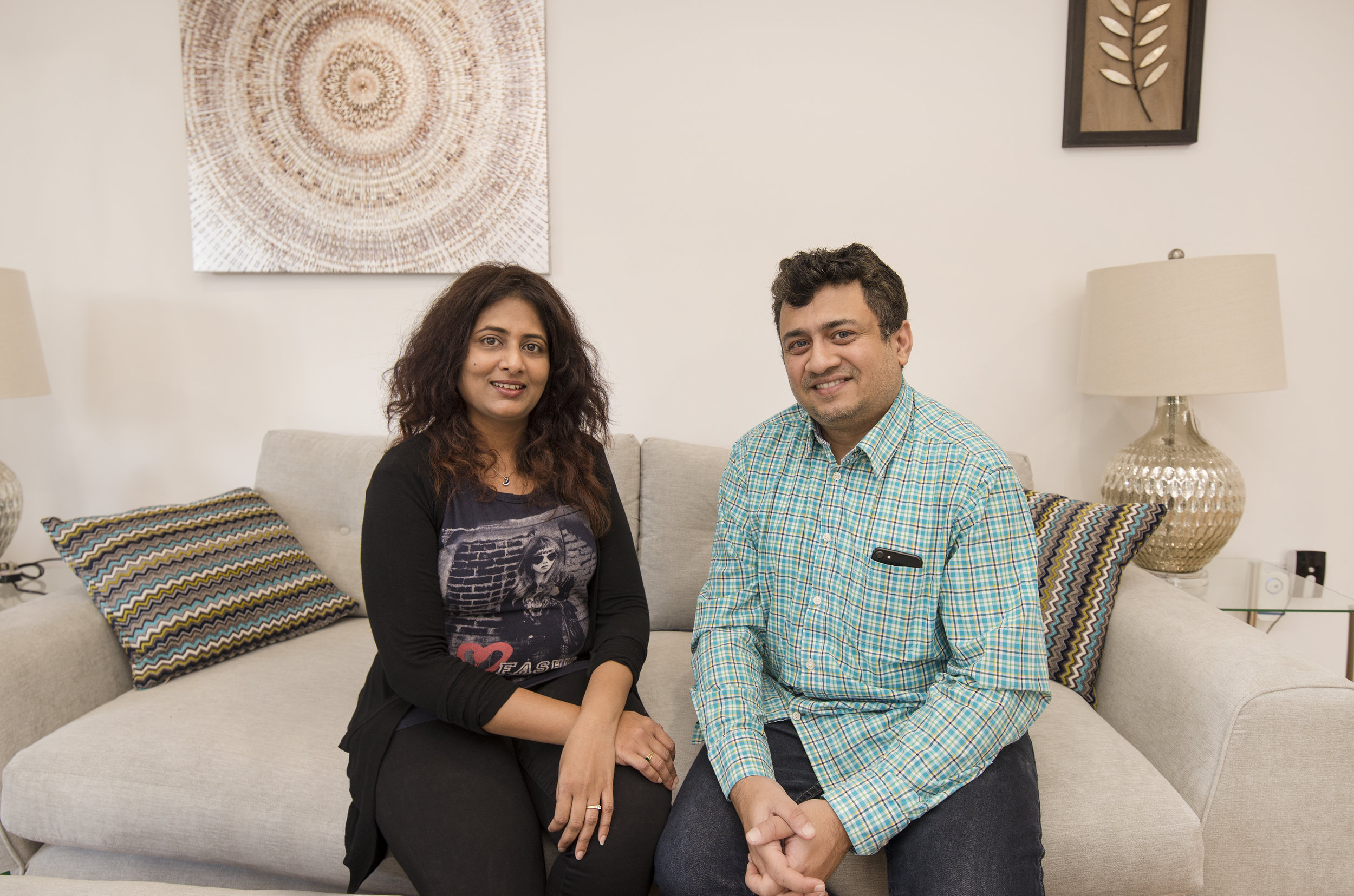 """""""The iDream team have been a real pleasure to work with. They went above and beyond in understanding our perspective and tastes and we could rest easy in knowing progress was being made until everything was perfect. We would happily recommend them.""""    MR & MRS KELKAR"""