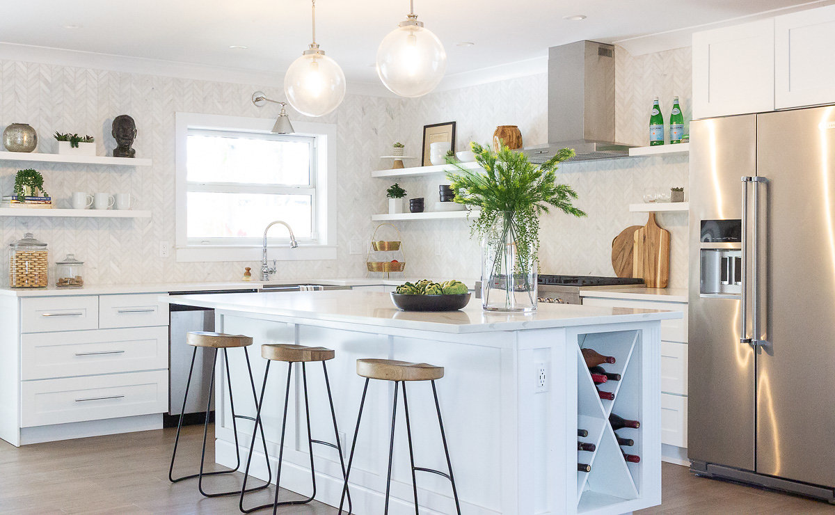 HOUZZ Kitchen Of The Week - HOUZZ, 2018