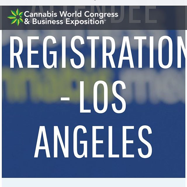 So excited to travel to beautiful #losangeles and attend the #cwcbexpo #2019  Who else will be there?