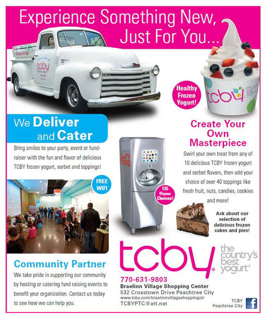 TCBY - 770-631-9803 - http://store.tcby.com/home/BraelinnVillageShoppingCenter