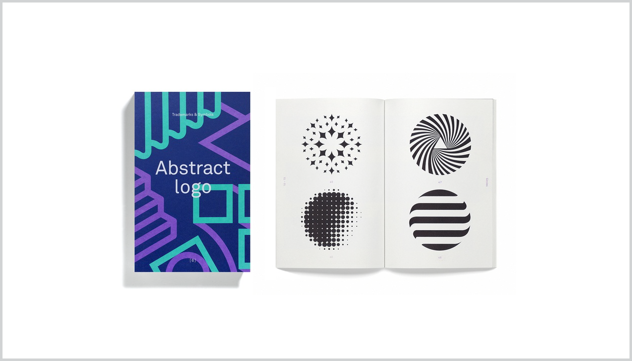 """The Altimetrik logo was published in a collection called """"Abstract Logo"""""""