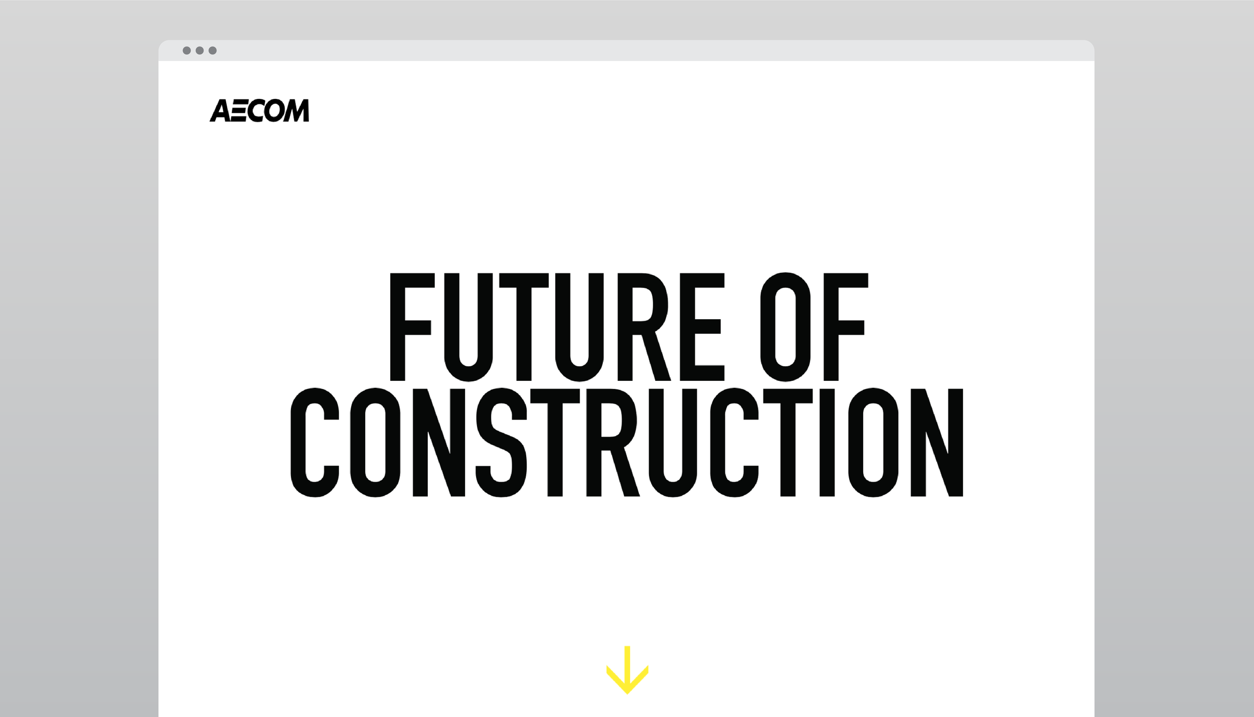 Future of Construction