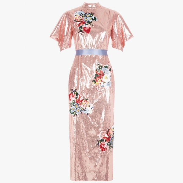"""Forty Five 10 Boutique -  Erdem """"Emery Dress"""""""