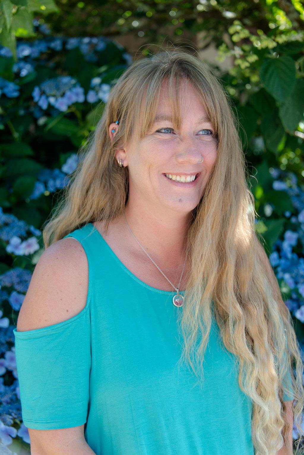 Cassie Liner - Staff Development Director