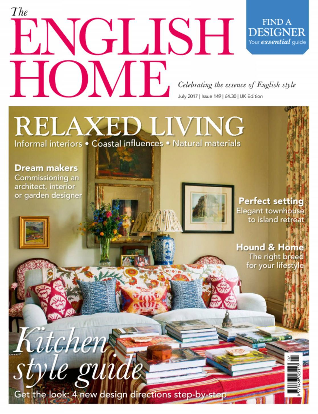 The English Home July 2017