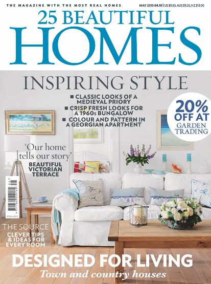 25 Beautiful Homes May 2015