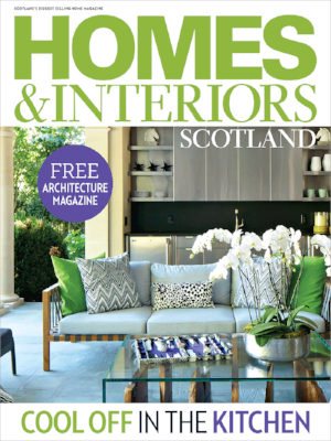 Homes & Interiors Scotland July 2017