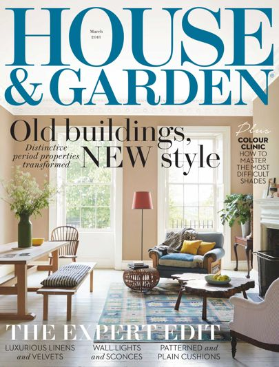 House & Garden March 2018