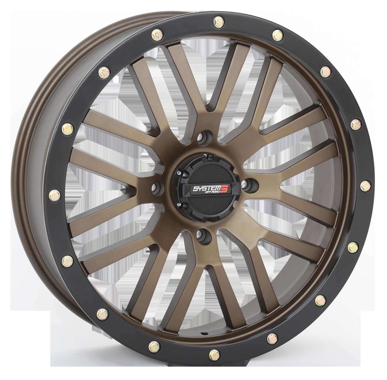 20x6.5 Bronze ST-3
