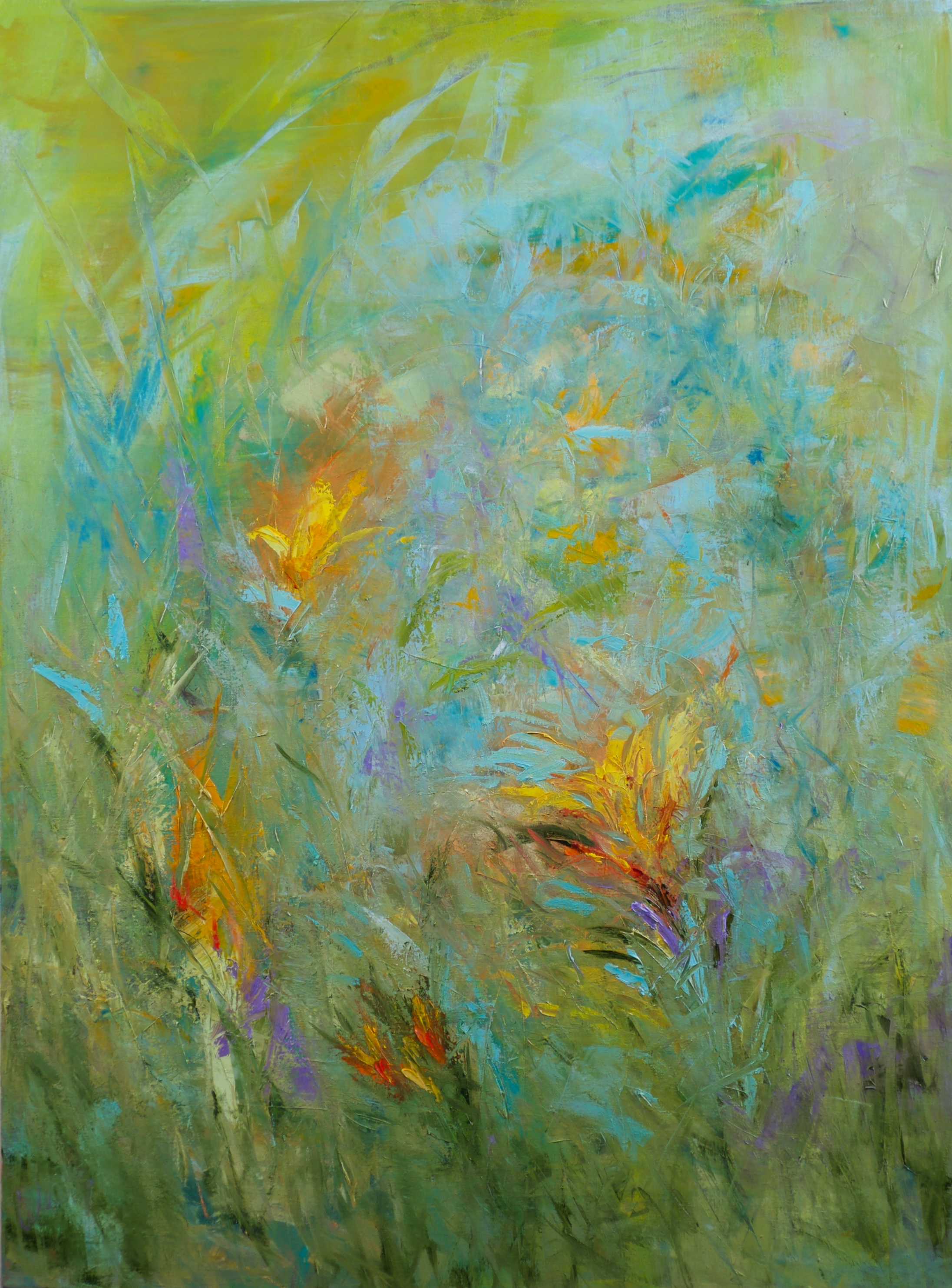 Dreaming of Spring - 40 x 30 inch