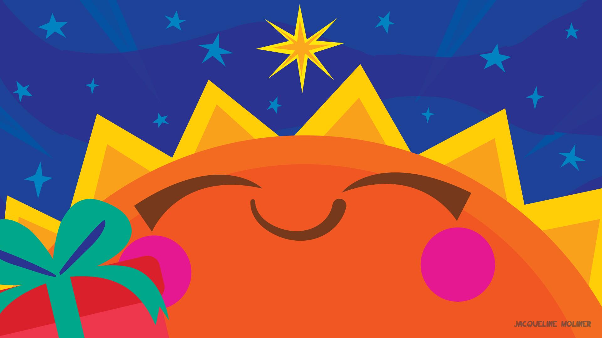 Sun Holiday Wallpaper