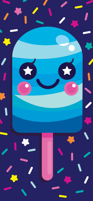 Neptune Pop Mobile Wallpaper
