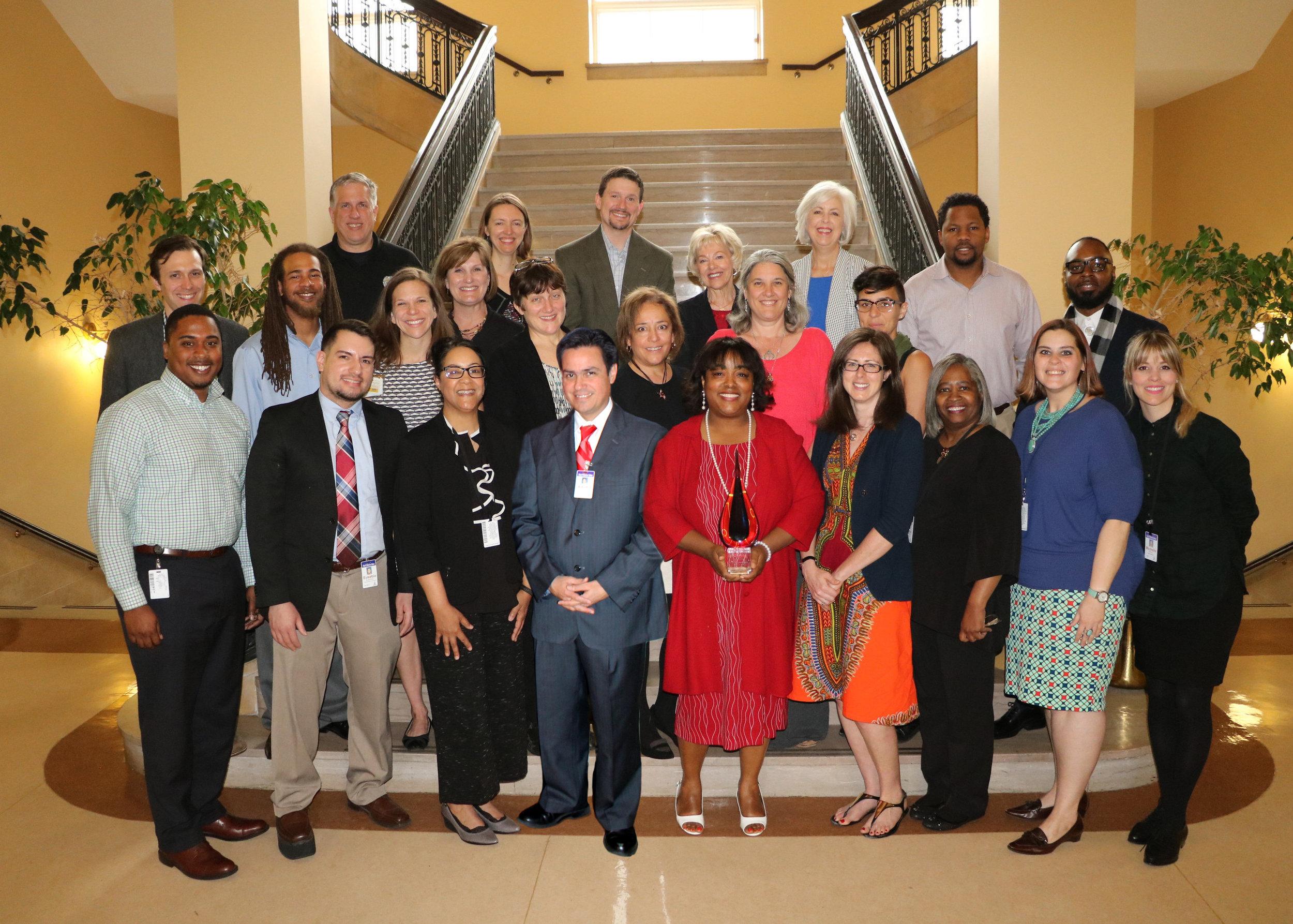 2017 Winston-Salem Building Integrated Communities Stakeholder Committee