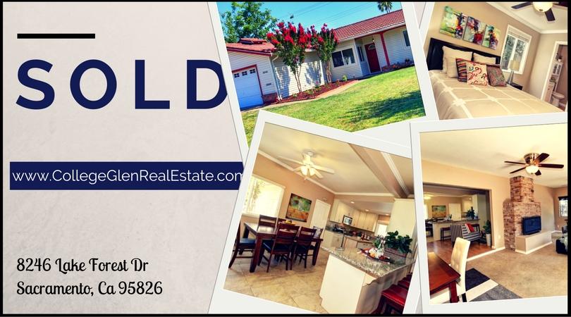 Just Sold - 8246 Lake Forest Dr, Sacramento Ca 95826- www.CollegeGlenRealEstate.com- Doug Reynolds College Greens Glenbrook College-Glen Realtor Real Estate Agent Specialis.jpg