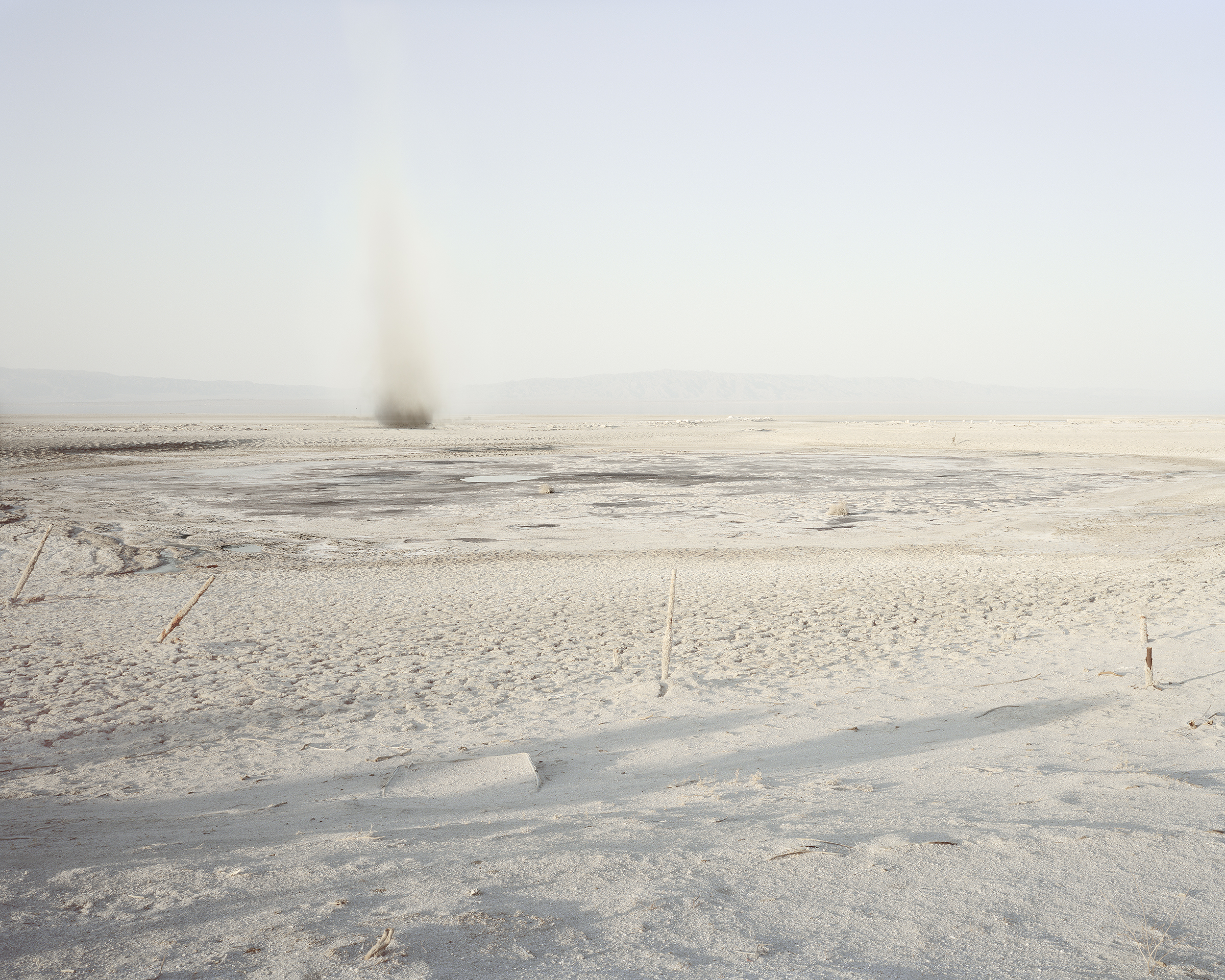Dust Devil, Salton Sea, California