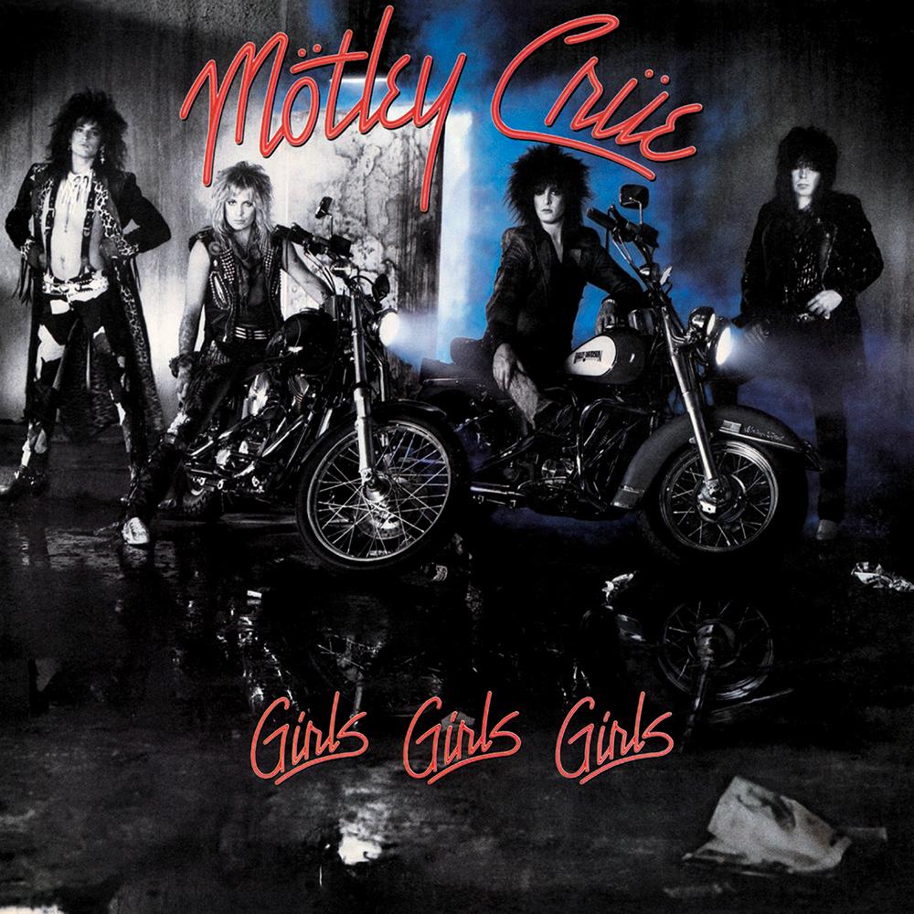 Girls, Girls, Girls - Release Date: May 15, 1987