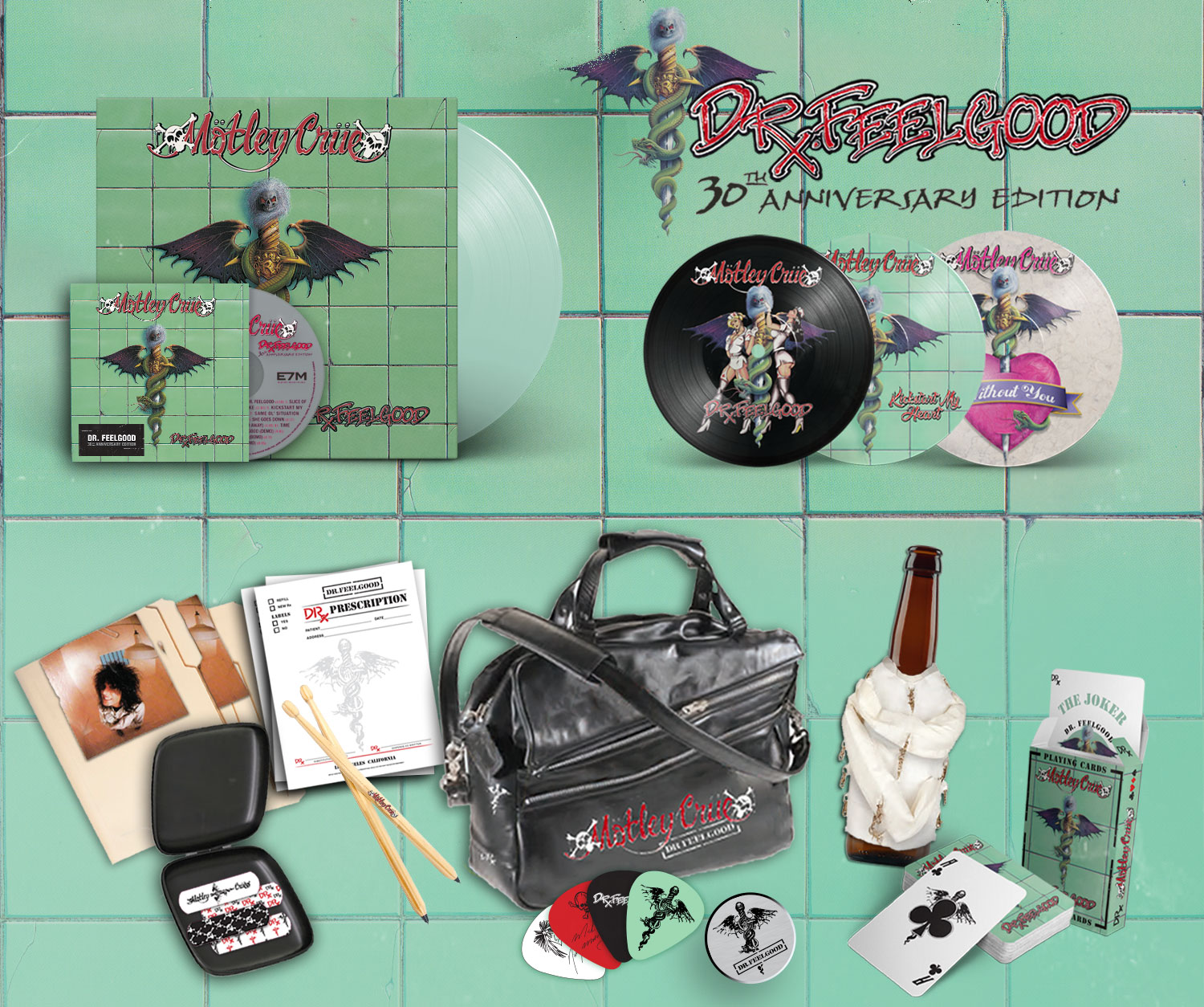 Dr. Feelgood 30th Anniversary Edition