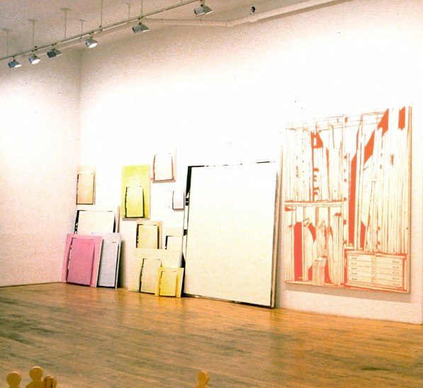 Before And After , Installation view