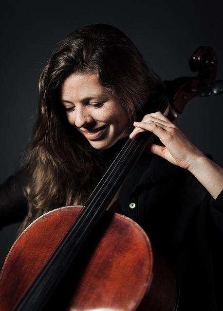 Else Trygstad-Burke, Cellist/Choreographer