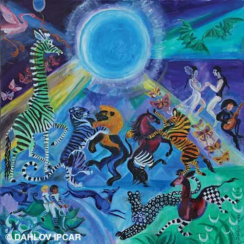 Blue Moon Dance