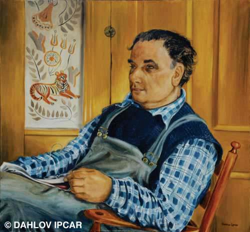 Portrait of my Father, William Zorach