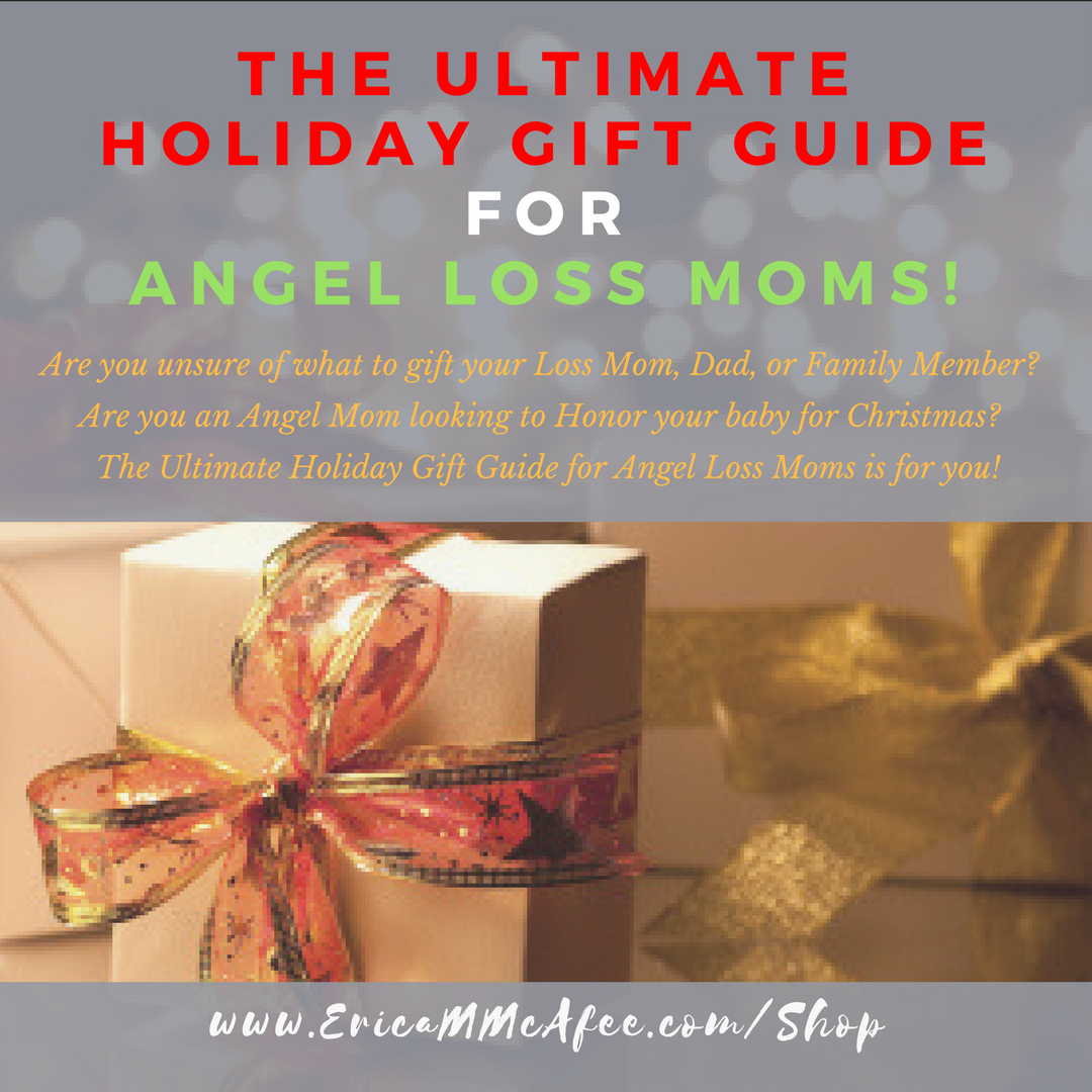 Holiday Gift Ideas for Loss Moms