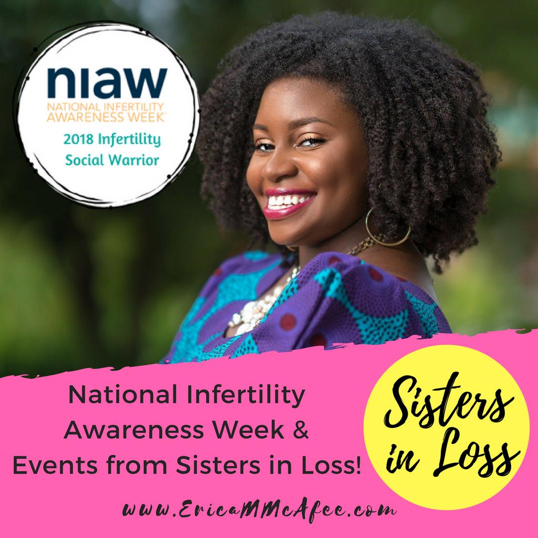 National Infertility Awareness Week Black Women and Infertility Events