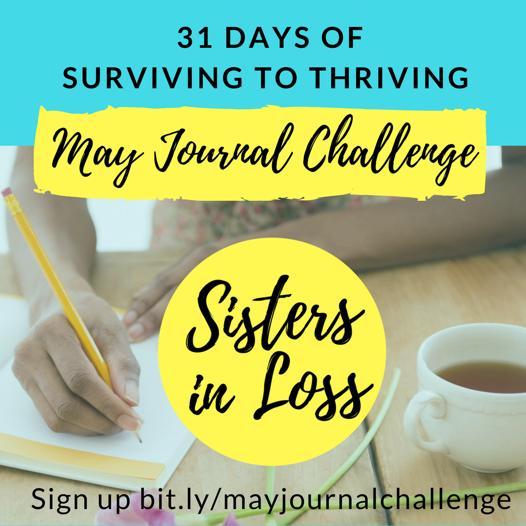 May Journal Challenge for Bereaved Mothers