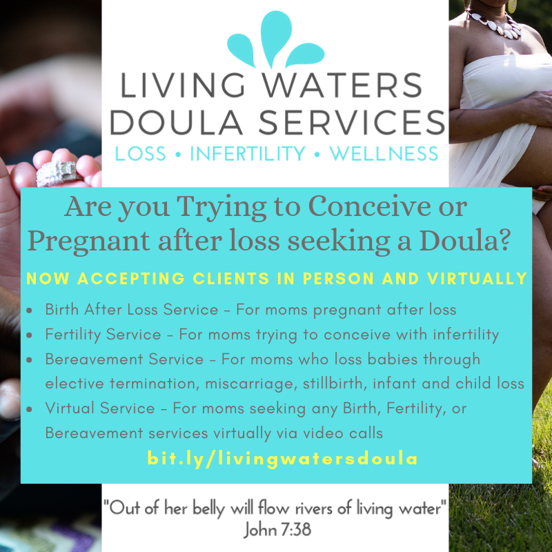 Living Water Doula Services