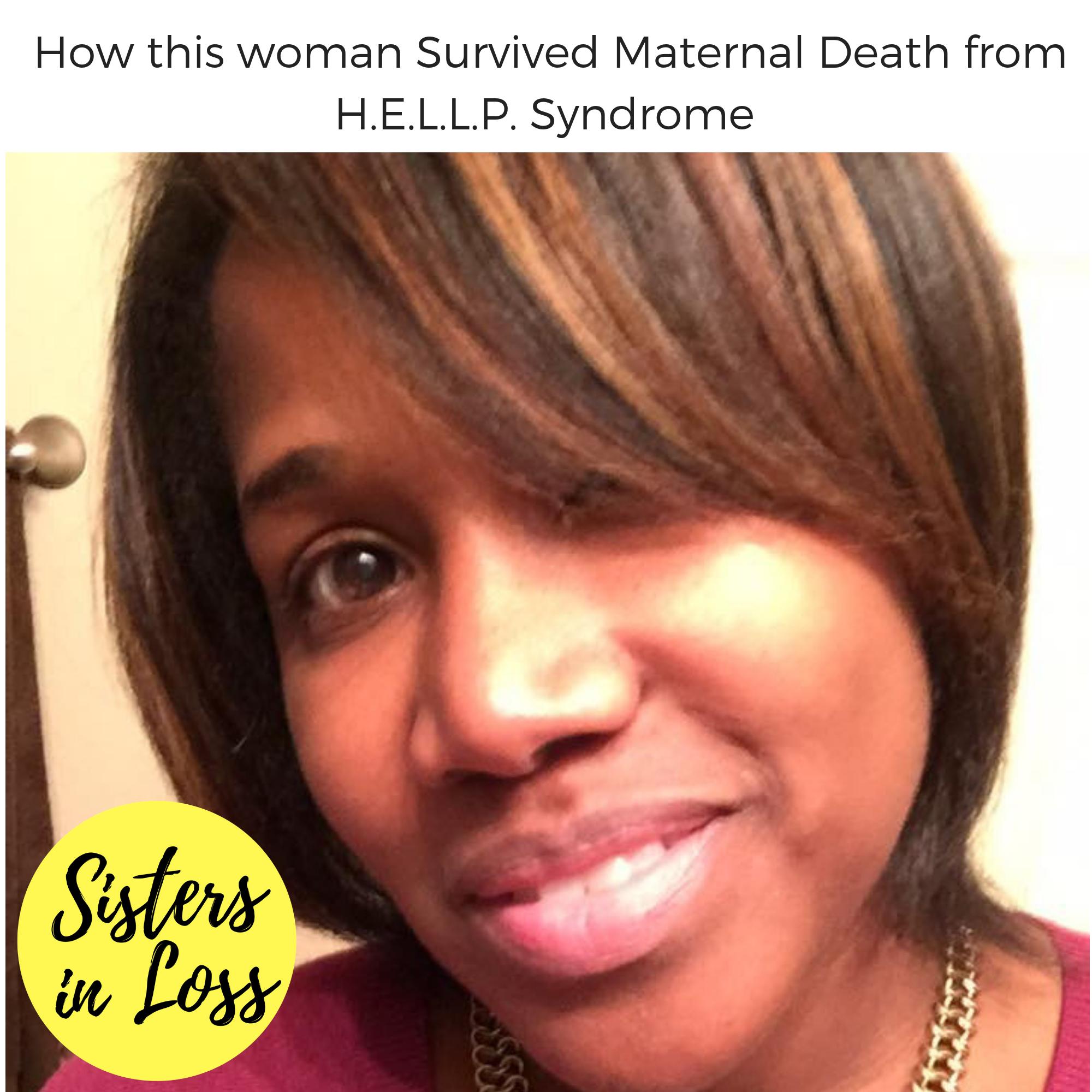 H.E.L.L.P Syndrome Survivor