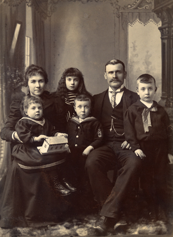 These are investors. These are the people you have to explain your business plan to. Source: The Victorian Image Collection.
