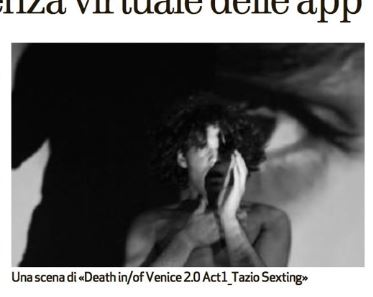 L'Arena - Theatre Art Verona - Morte a Venezia