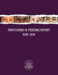 Read the 2018 Trafficking in Persons report  here .