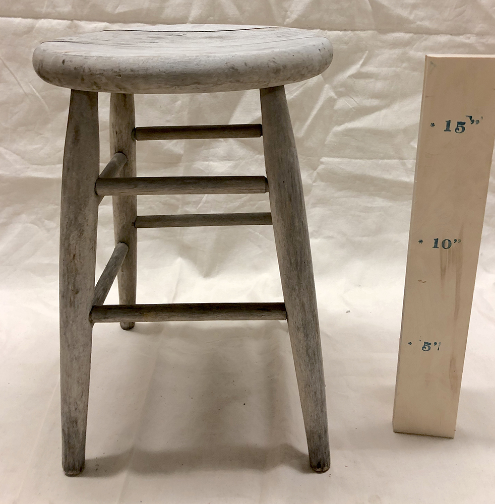 Milking Stool - $20