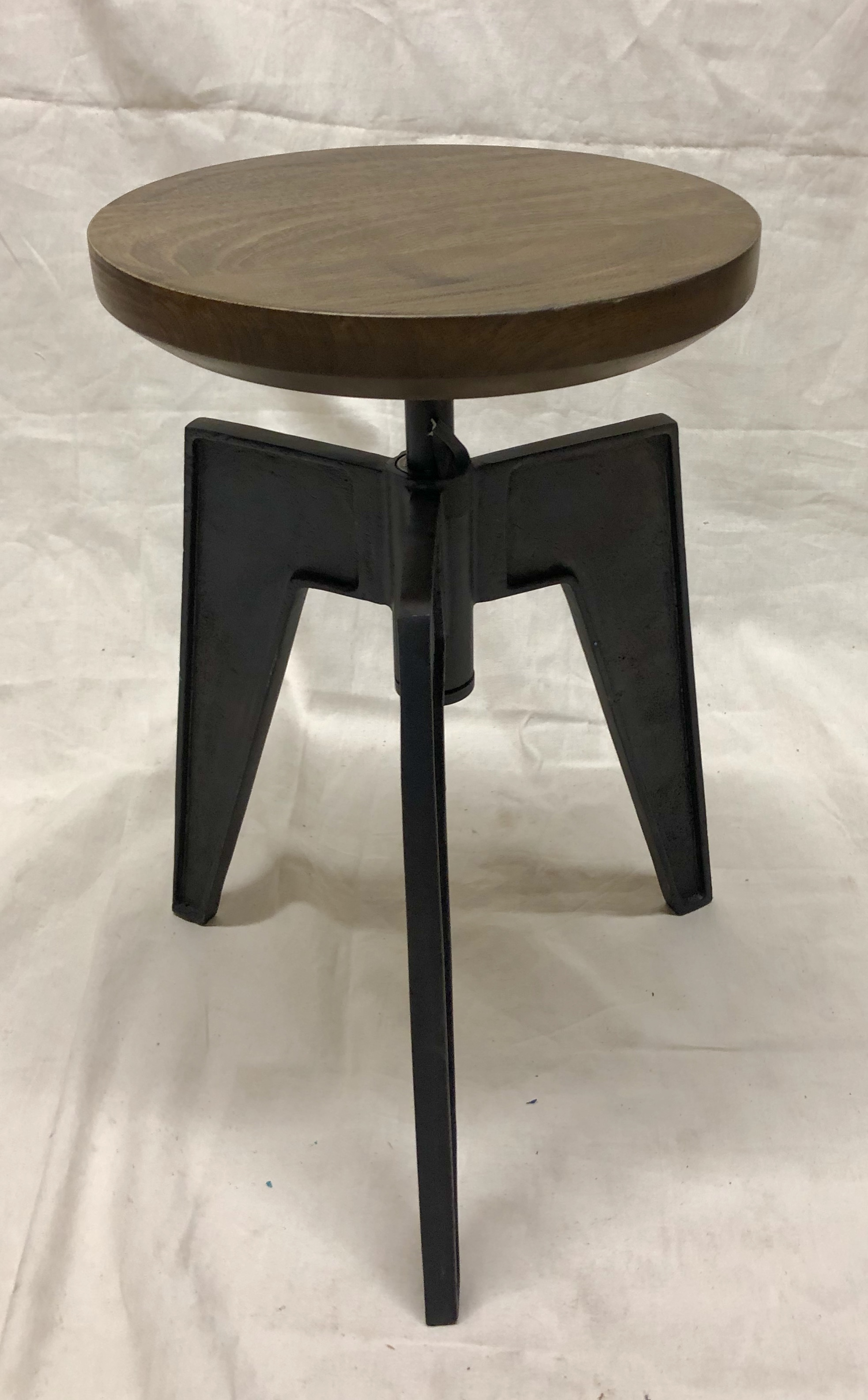 Steelwood Adjustable Stool - $35