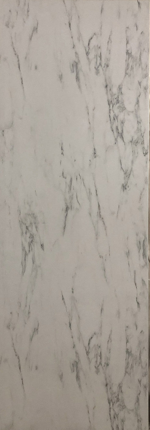 "Faux Marble - 26"" x 74"" - $75"