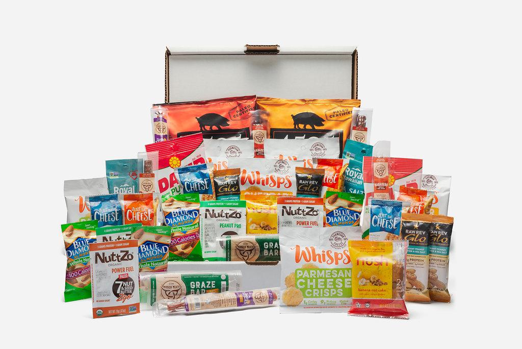 Cedar Mount Keto Snack Box 40 Count