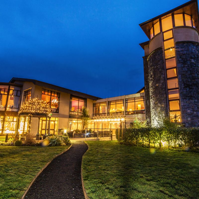 WESTPORT WOODS HOTEL - WESTPORT, COUNTY MAYO - Located in the vibrant town of Westport and a stone's throw from Clew Bay, Westport Woods is the perfect hotel for exploring the rugged west coast.