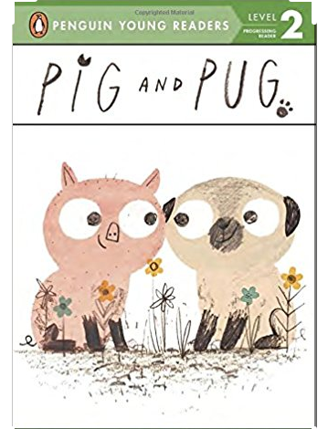 Easy Read Pug Book For CHildren