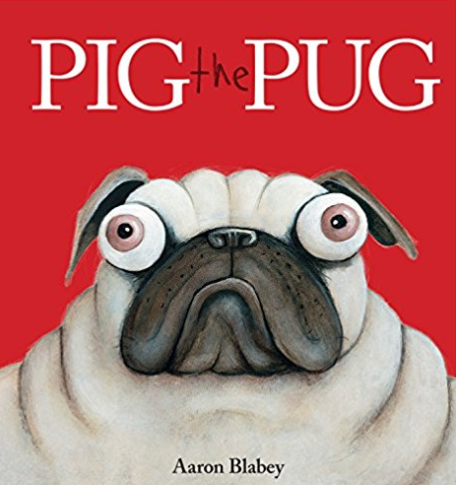 Pug Picture Book For Kids