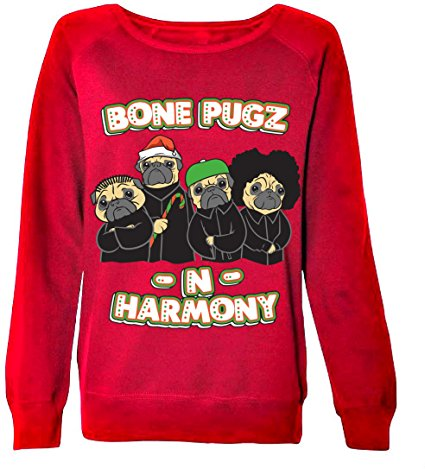 Bone Pugs Sweater
