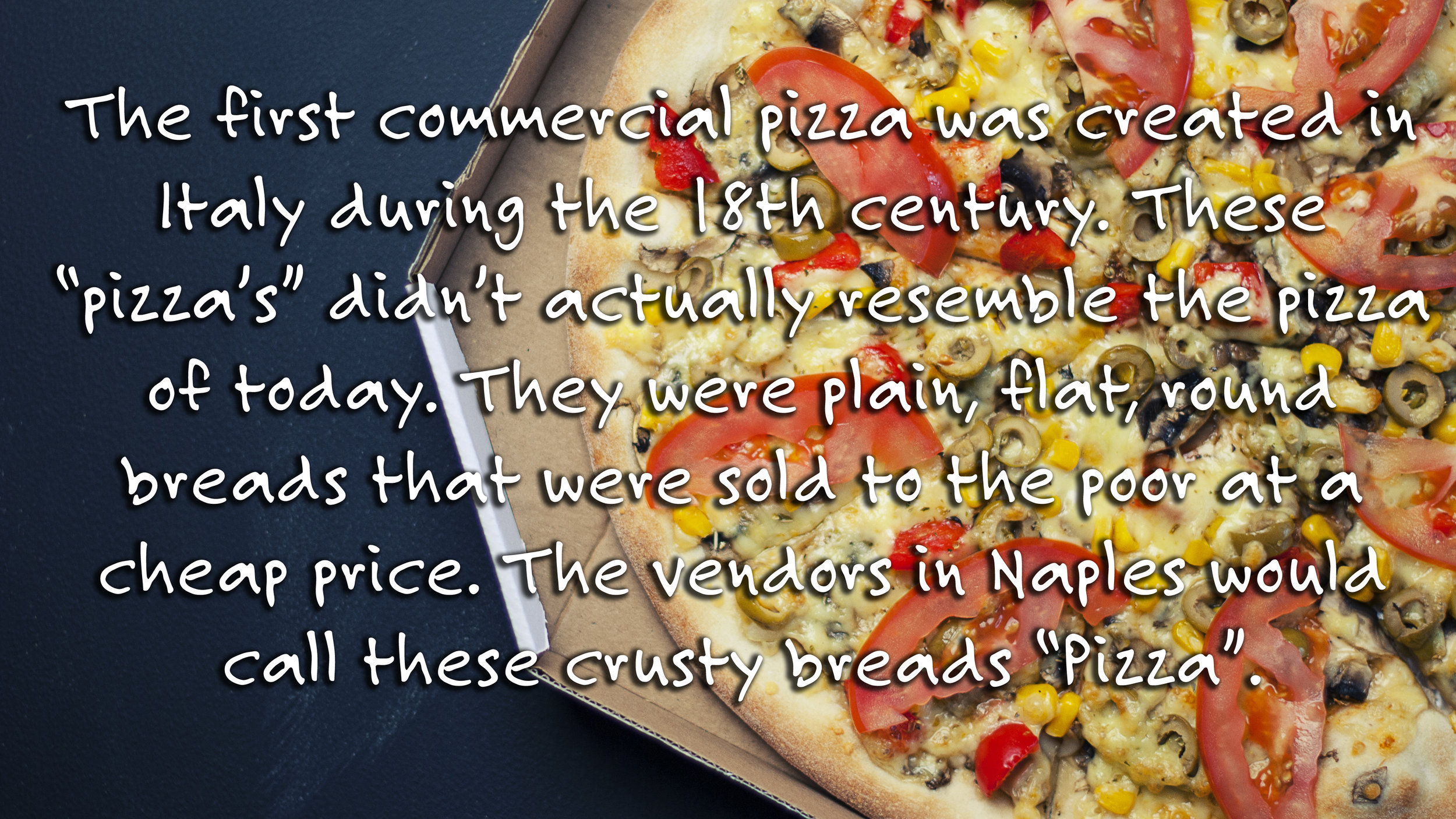amazing pizza facts