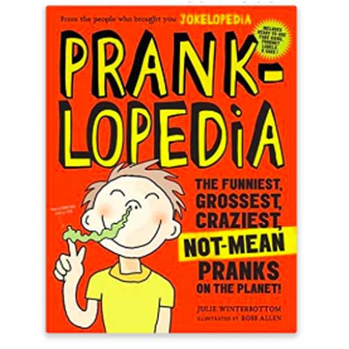 Best Book Of Pranks