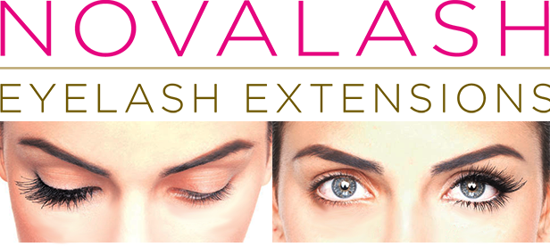 """Novalash- Eyelash Extensions - Award-winning, long-lasting, pharmaceutical grade adhesives have earned NovaLash its reputation as """"the healthiest"""" professional lash extension system. Comprised of a wide-ranging palette of colors and textures that can be combined for looks that run the gamut from subtle and natural to trendy and glamorous; each application is a work of art with an intricate finish.http://novalash.com/"""