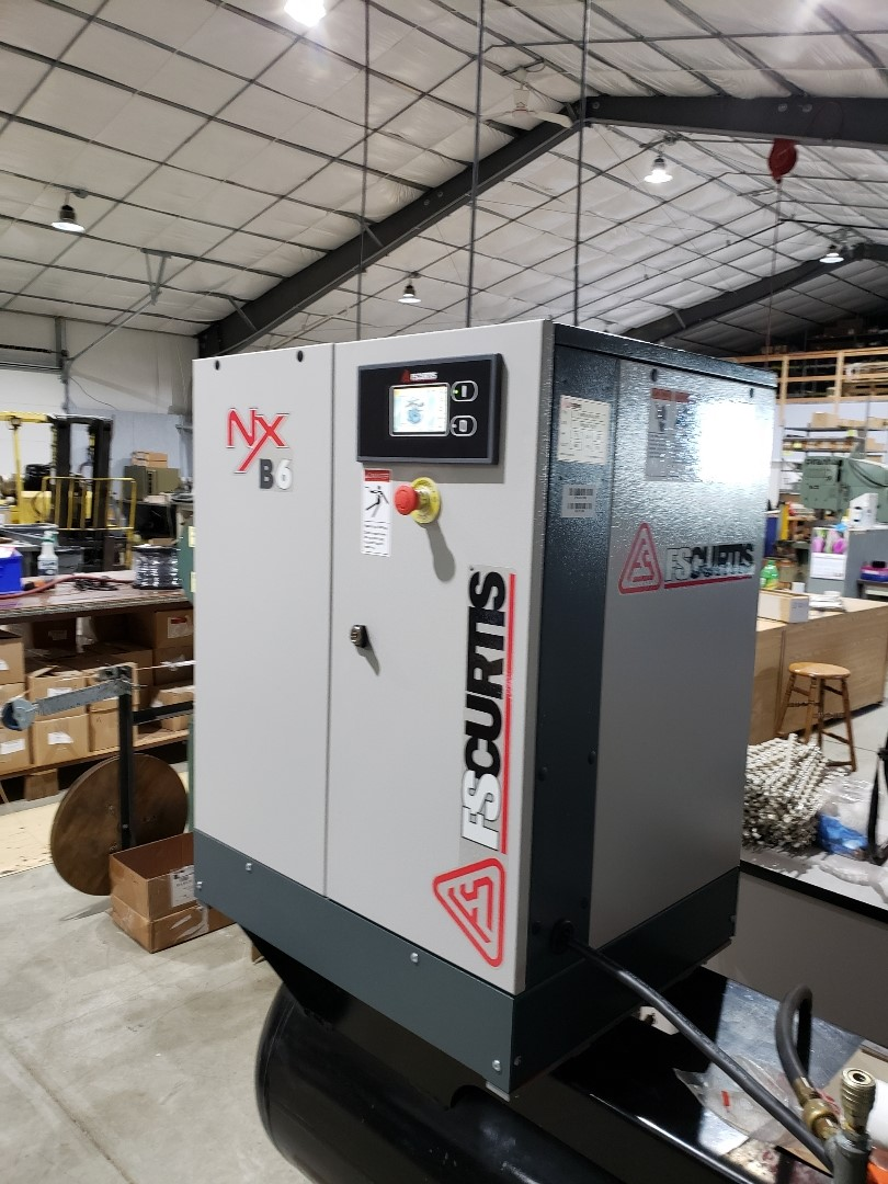 FS Curtis 7.5 HP Nx w/ iCommand Processor at Electrical Heating Specialist Shop